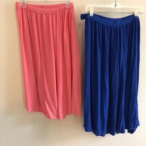 Bundle of 2 Dorothy Perkins skirts